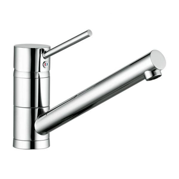 Kludi Scope 1 Küchenarmatur Hochdruck Chrom - 5023084