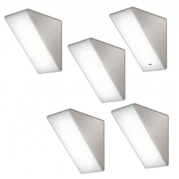 Key-45 5er-Set LED Leuchte (421665)