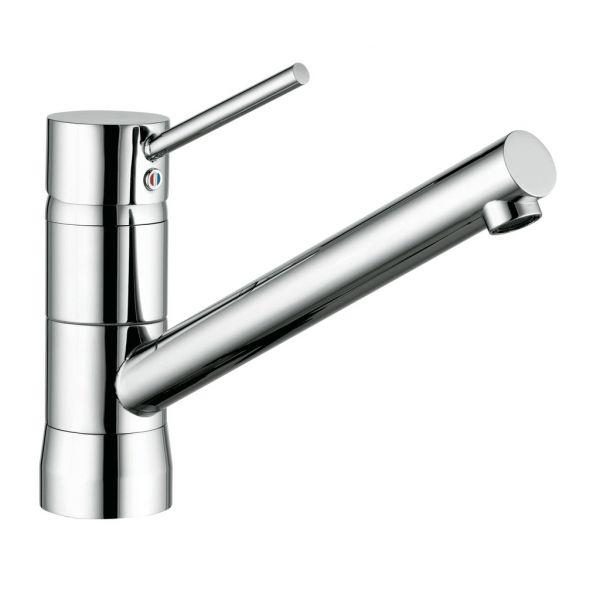Kludi Scope 5 Fensterarmatur Küchenarmatur Hochdruck Chrom - 5023087