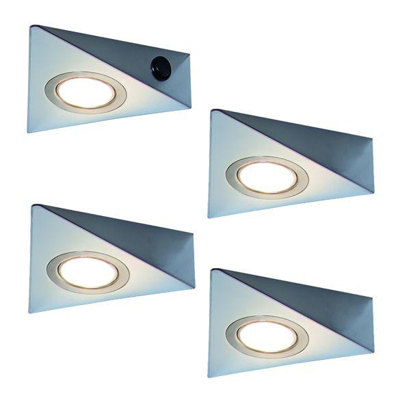 Rokky 2.0 4er-Set LED Leuchte (141504)