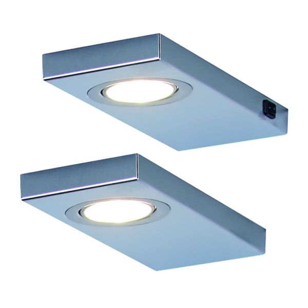 Leon 2.0 2er-Set LED Leuchte (141522)