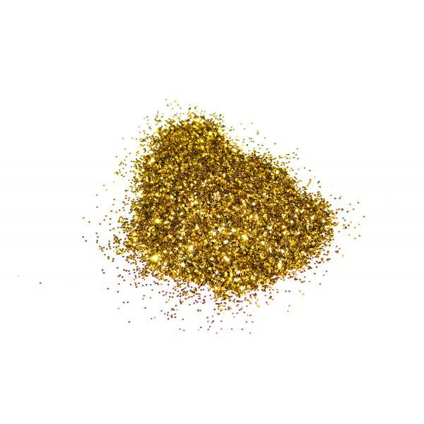 HPDC-100 Dekochips Gold Metallic (fein)