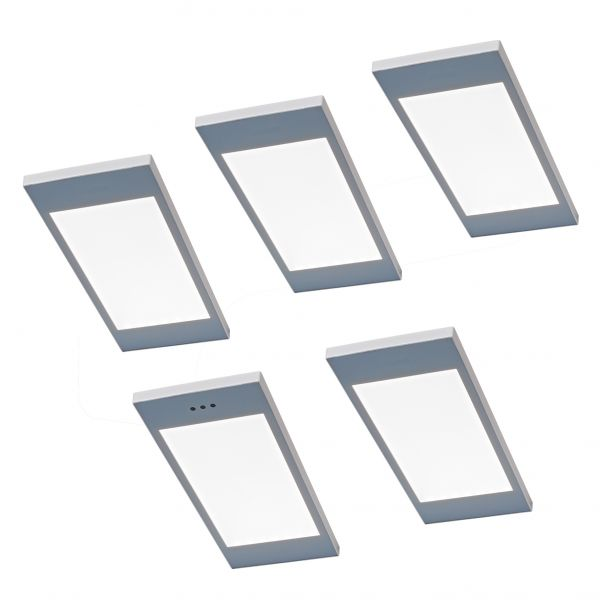 Santo 5er-Set LED Leuchte (141805)