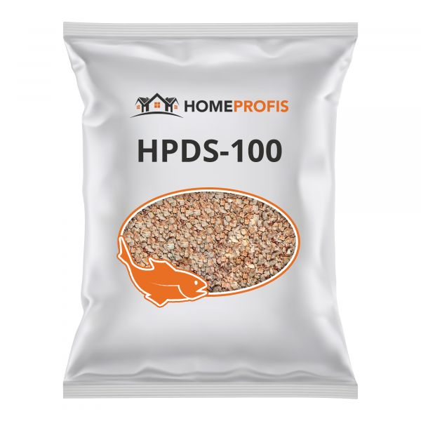 "HPDS-100 Marmorkies ""Rosso Arabescato"" - 25kg"