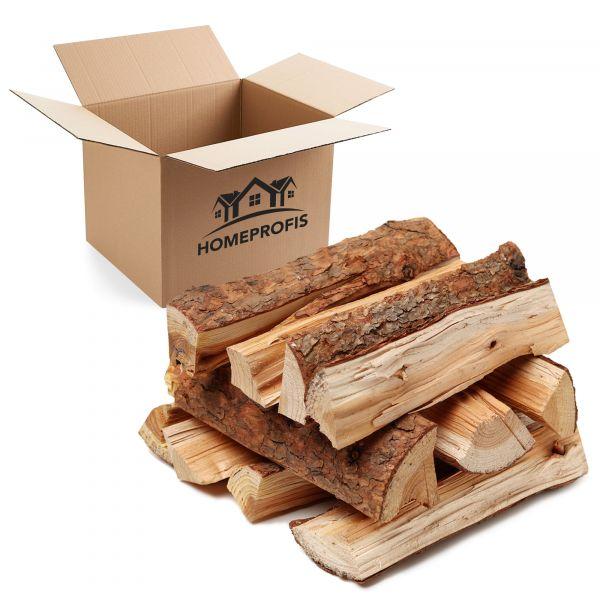 Brennholz mit 25cm Scheitlänge (10kg)