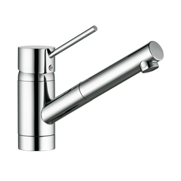 Kludi Scope 4 Küchenarmatur Niederdruck Chrom - 5023079