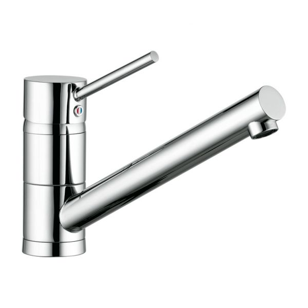 Kludi Scope 1 Küchenarmatur Niederdruck Chrom - 5023085