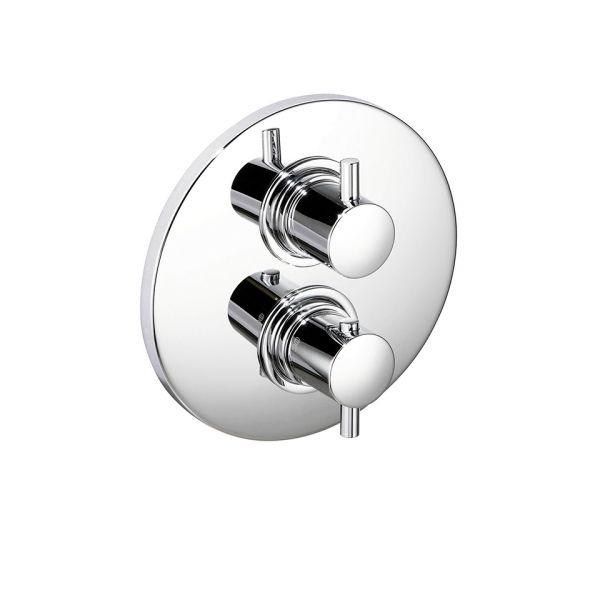 Avenarius Linie 180 Thermostat-Mischbatterie mit Mengenregulierung 9006527010