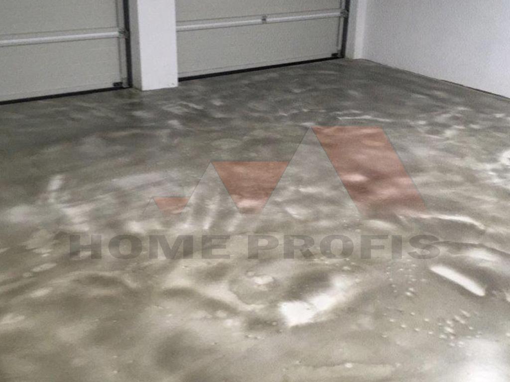 Fußboden Selber Gießen ~ Epoxidharz verlaufsbeschichtung mit marmor effekt selber machen