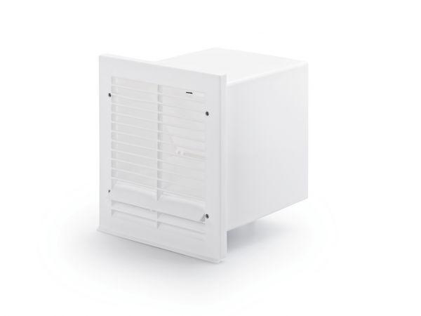 Naber V-Klima A/Z 125 Ab- und Zuluft Mauerkasten