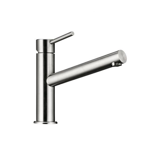 Kludi Steel 1 Küchenarmatur Hochdruck Edelstahl - 5023124