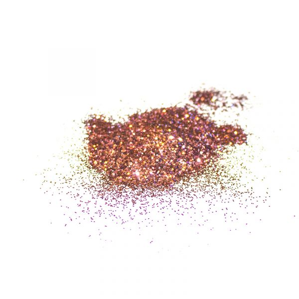 HPDC-100 Dekochips Pink Metallic (fein)