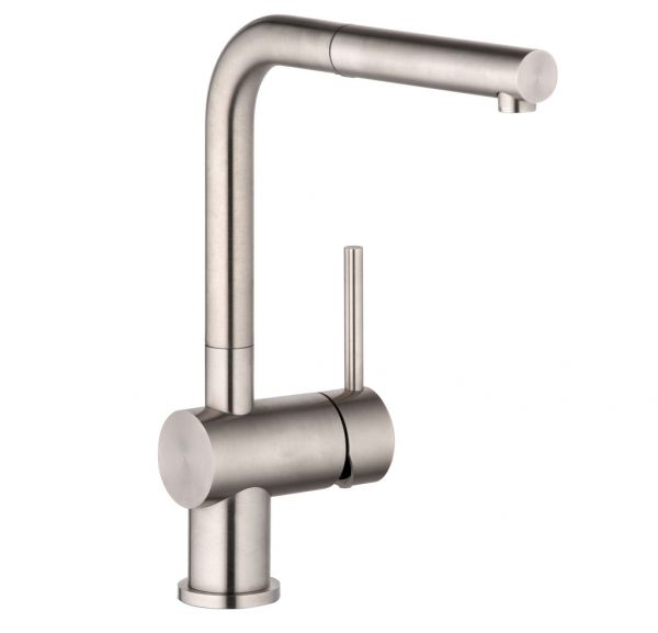 Kludi Steel L2 Küchenarmatur Hochdruck Edelstahl - 5023127